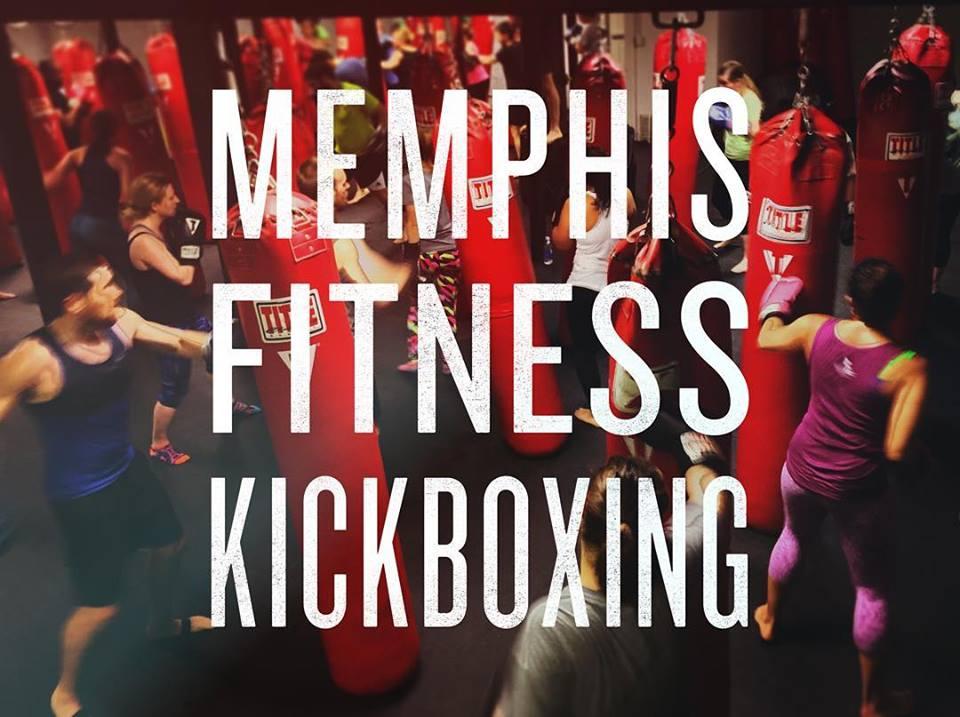 Memphis Fitness Kickboxing - logo